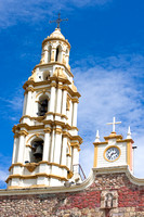 San Andres Bell Tower in Ajijic