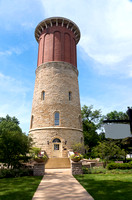 Historic Water Tower in Western Springs