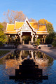 Thai Pavilion and Reflecting Pool