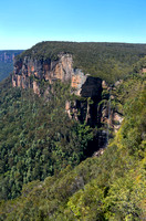 Govetts Leap Lookout in Blue Mountains