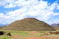 Guachimontones Circular Pyramid in Teuchitlan