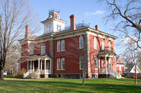 Cook-Rutledge Mansion in Chippewa Falls
