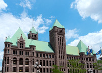 Historic Minneapolis City Hall Building